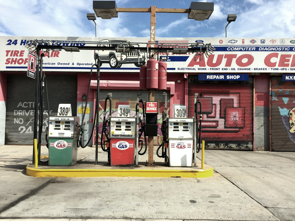 American Quick Start + Gas