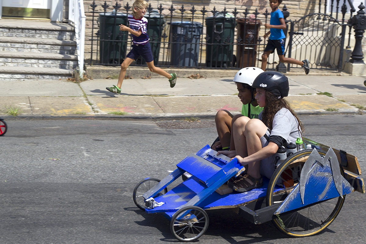 Open Source Soap Box Derby