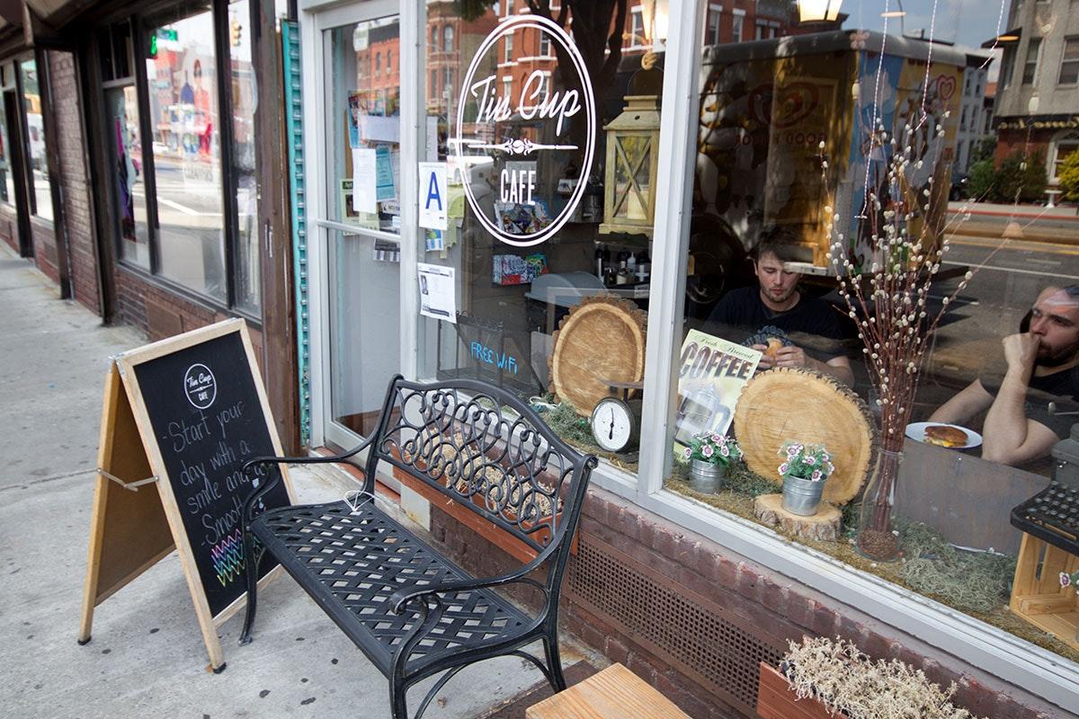Tin Cup Cafe
