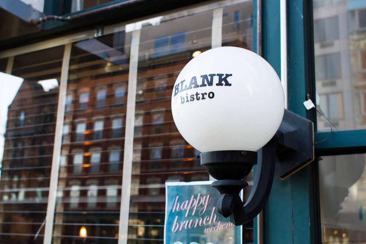 Blank Cafe
