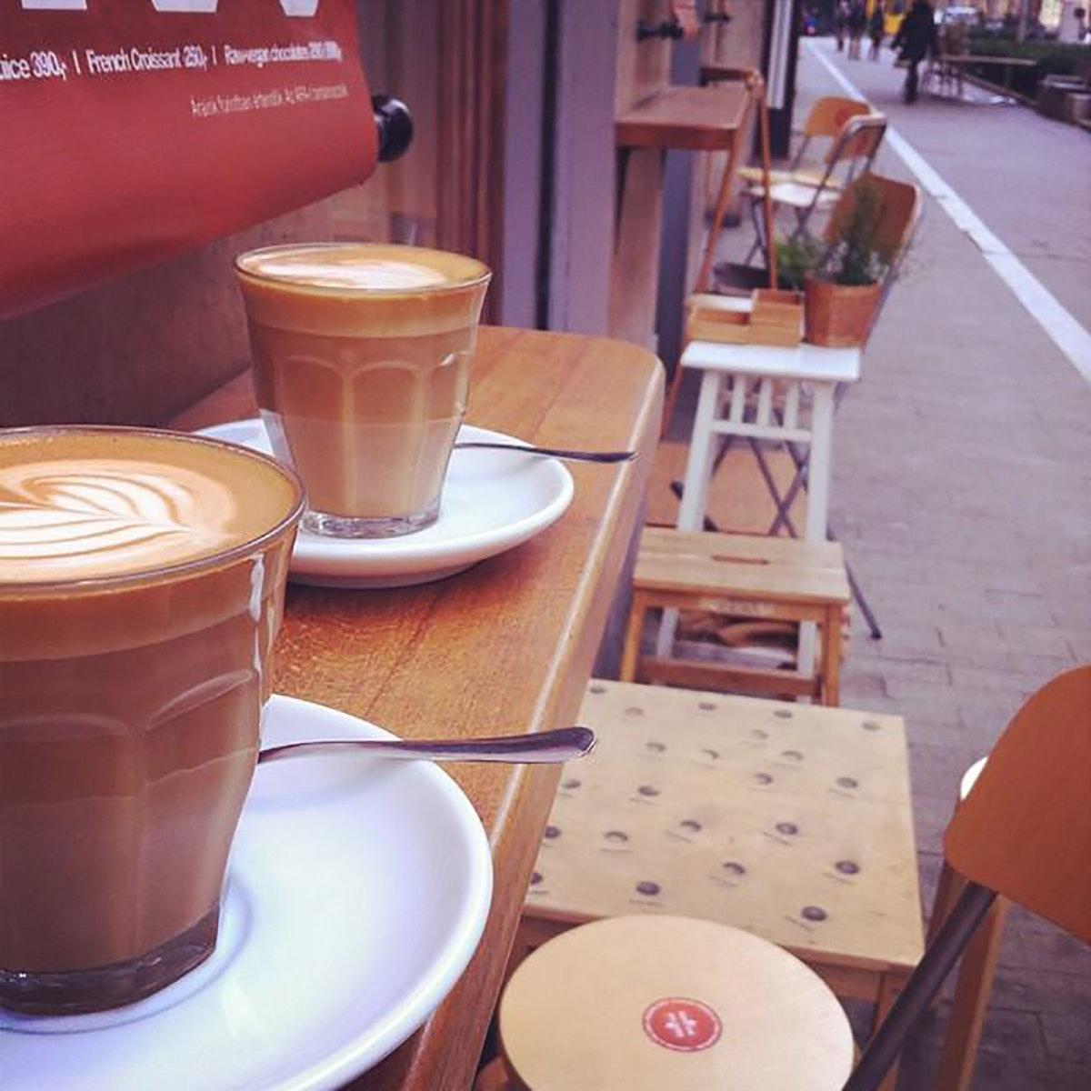 Madal Espresso and Brew Bar