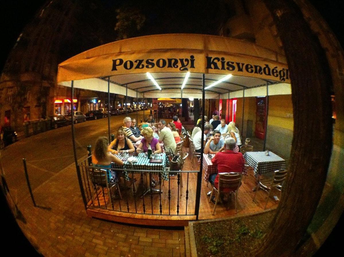 Pozsonyi Tavern
