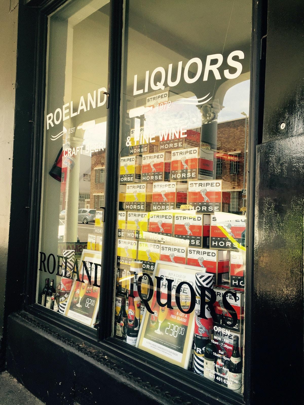 Roeland Liquors
