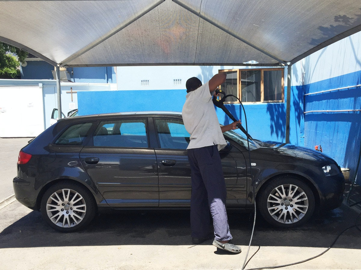 The Carpenter's Shop Car Wash