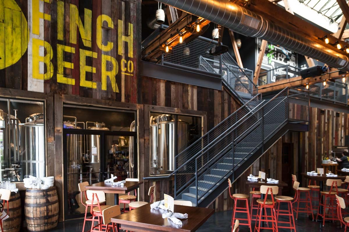 Finch Beer Co. & Kitchen