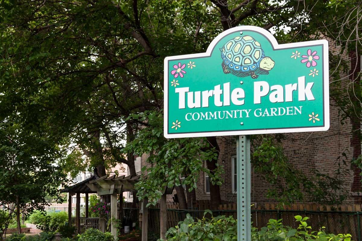Turtle Park Garden