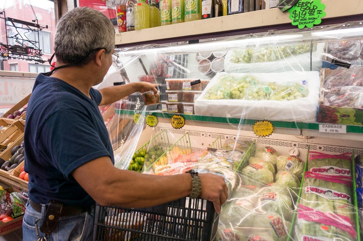 Puerto Rico Food & Liquors