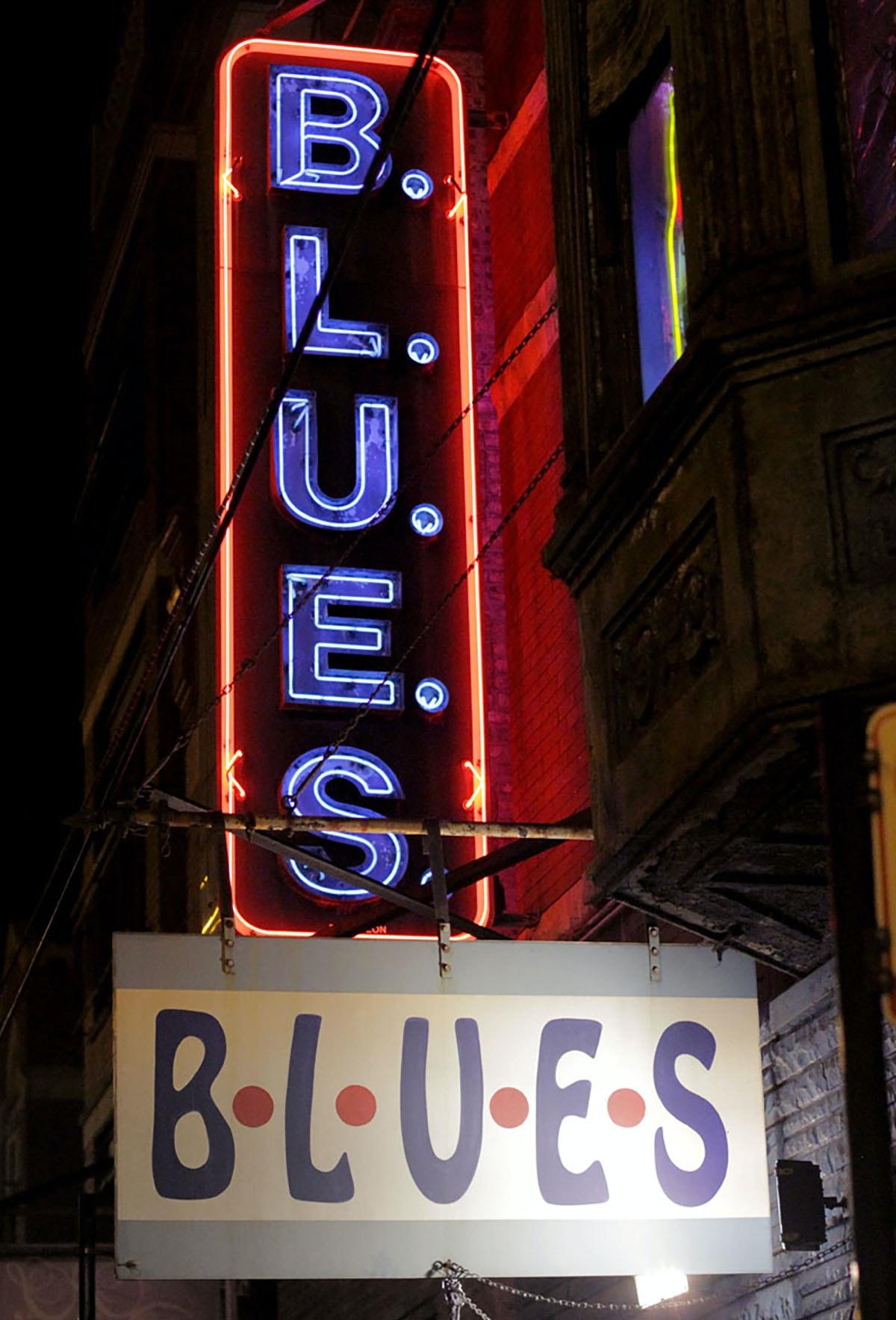 B.L.U.E.S. Bar