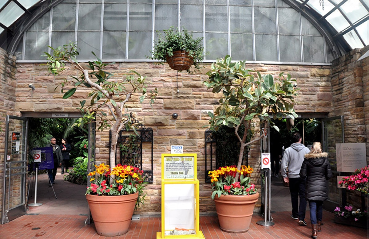 Lincoln Park Conservatory