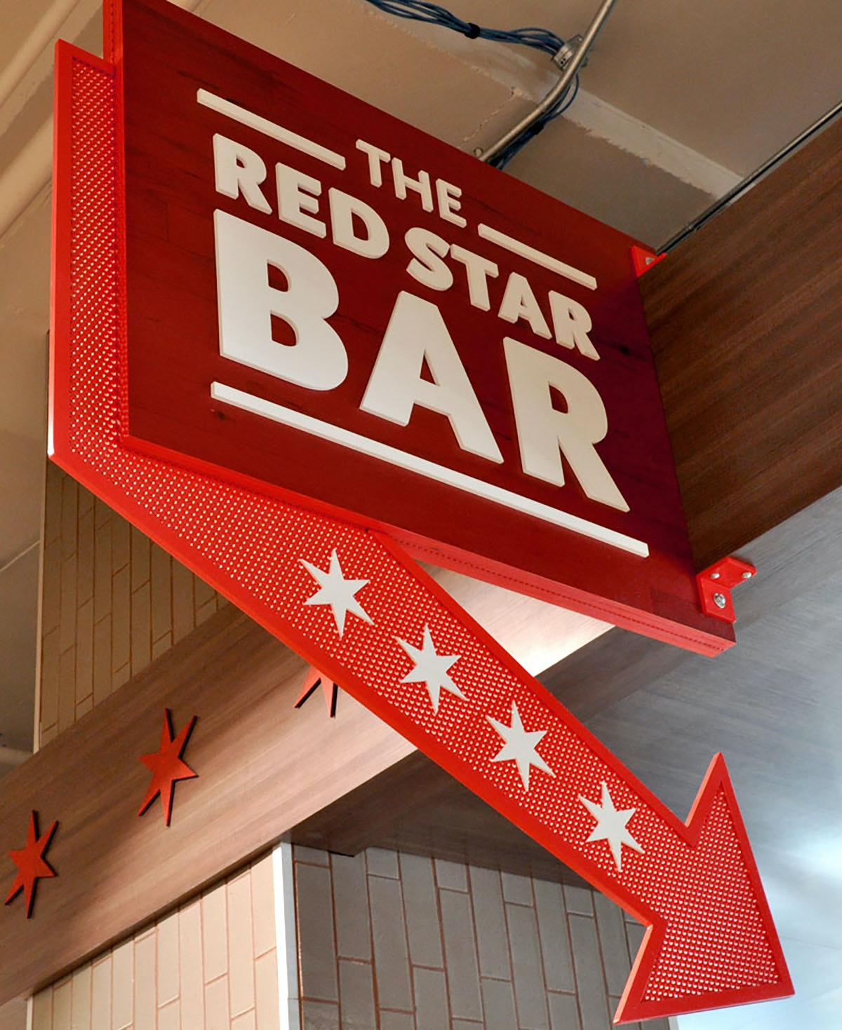 Red Star Bar