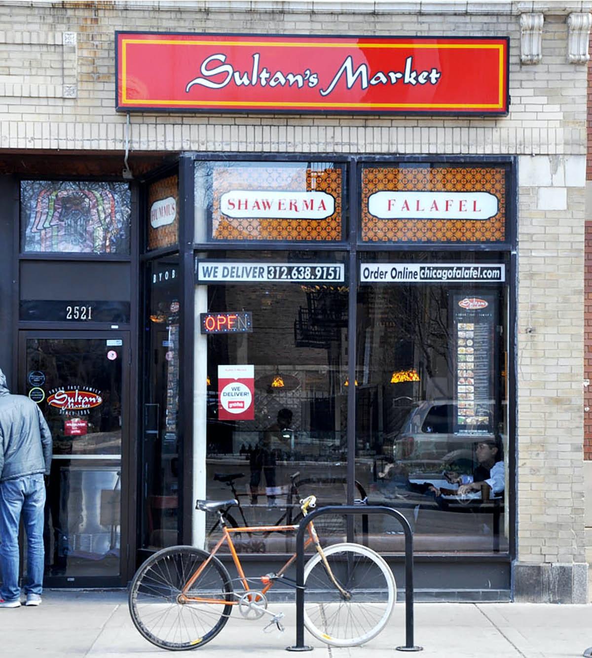 Sultan's Market