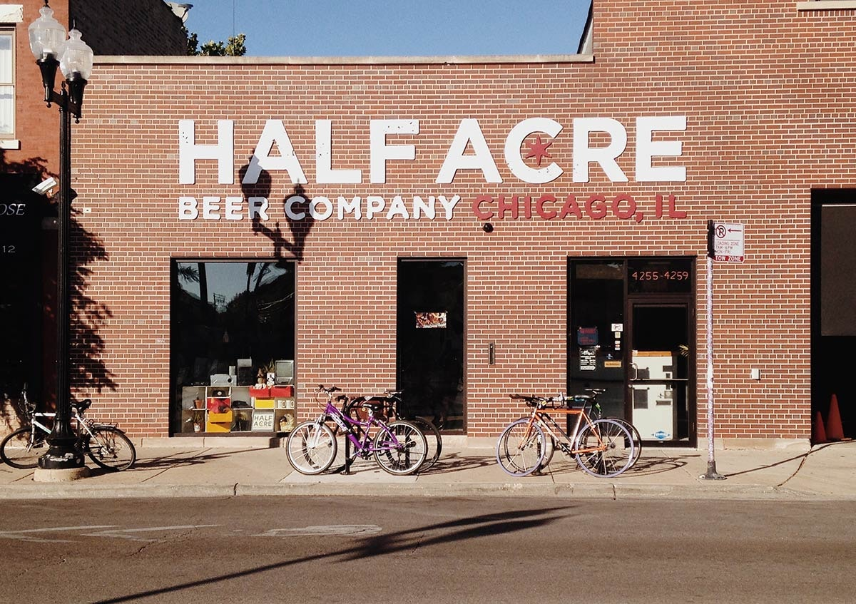 Half Acre Beer Co.
