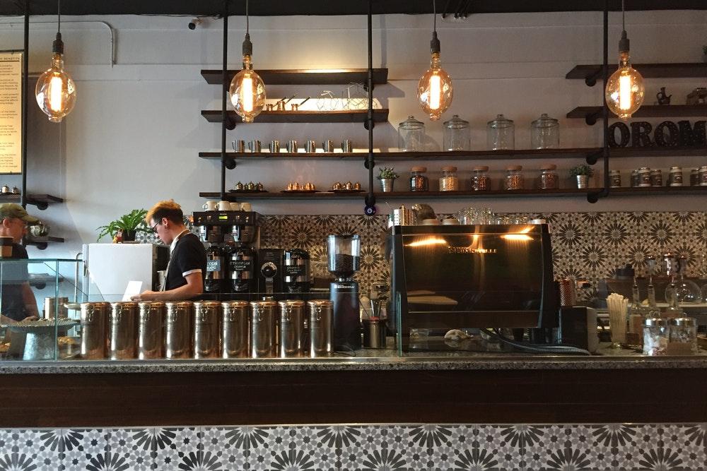 Oromo Cafe