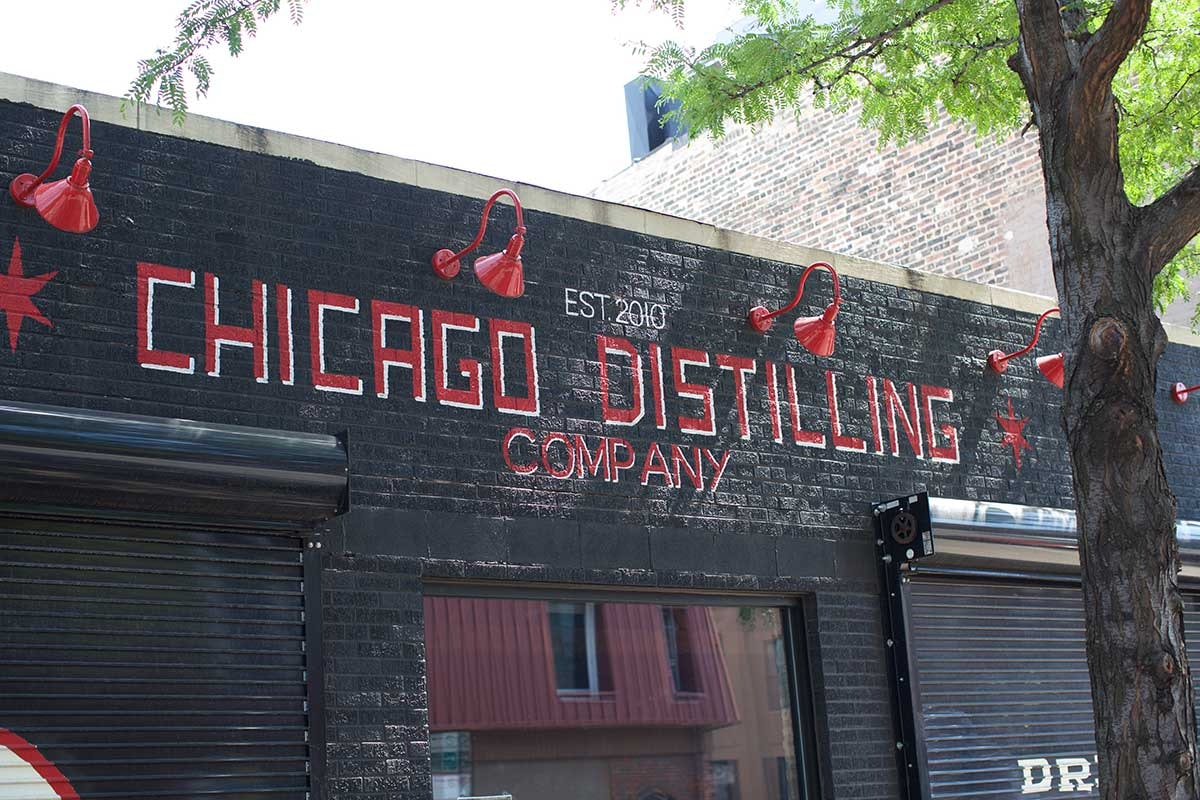 Chicago Distilling Company