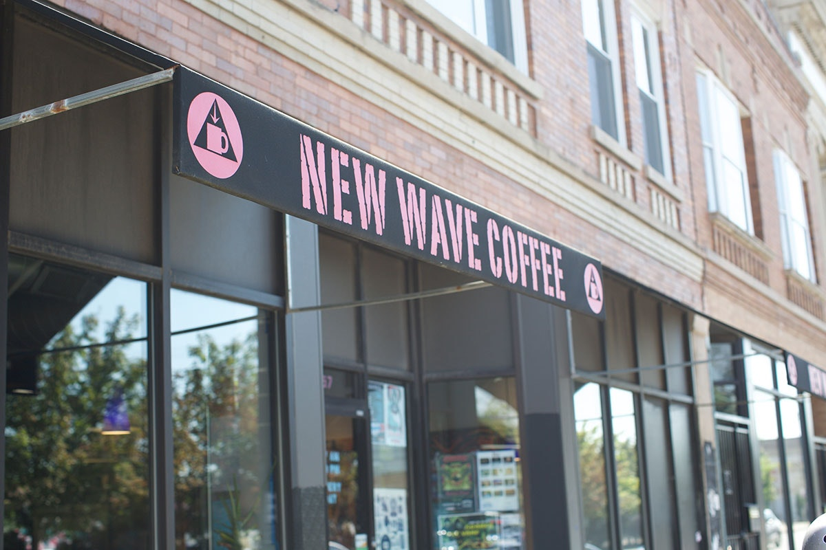 New Wave Coffee