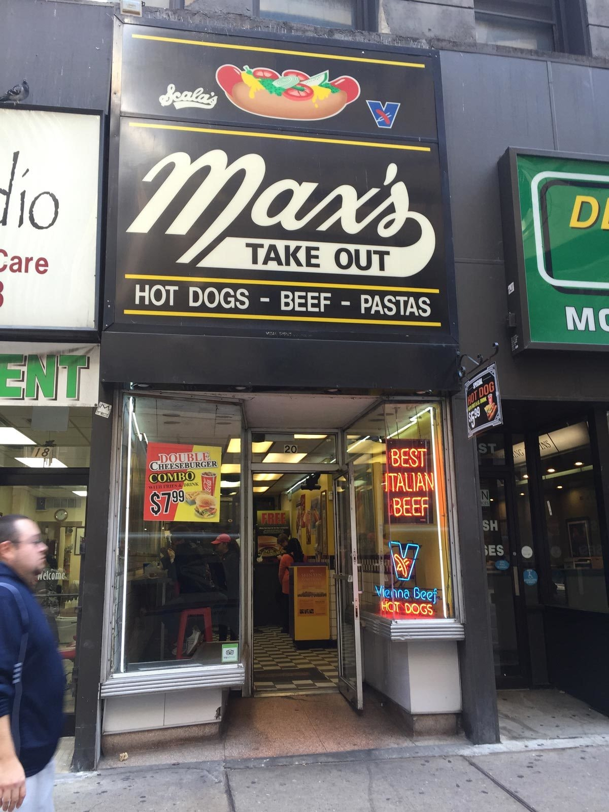 Max's Takeout
