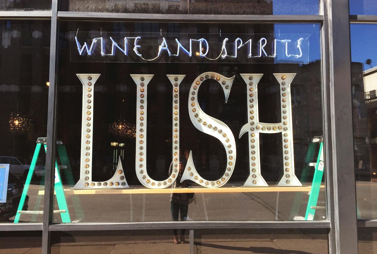 Lush Wine & Spirits