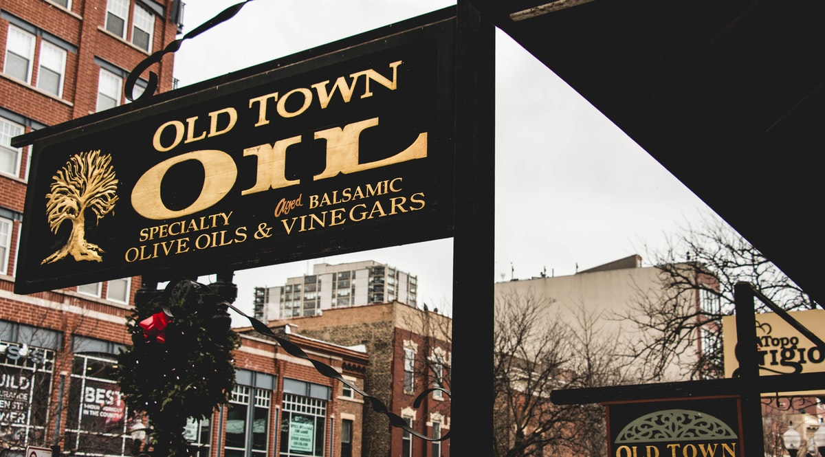 Old Town Oil
