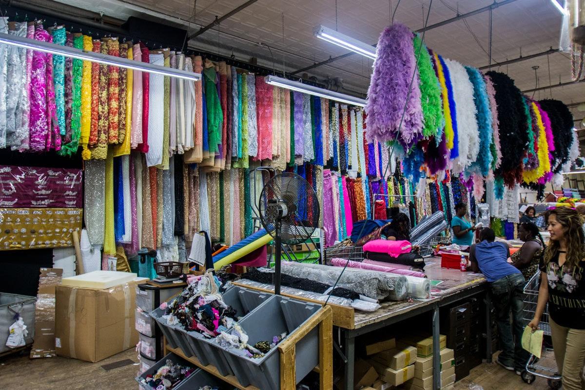 Textile Discount Outlet