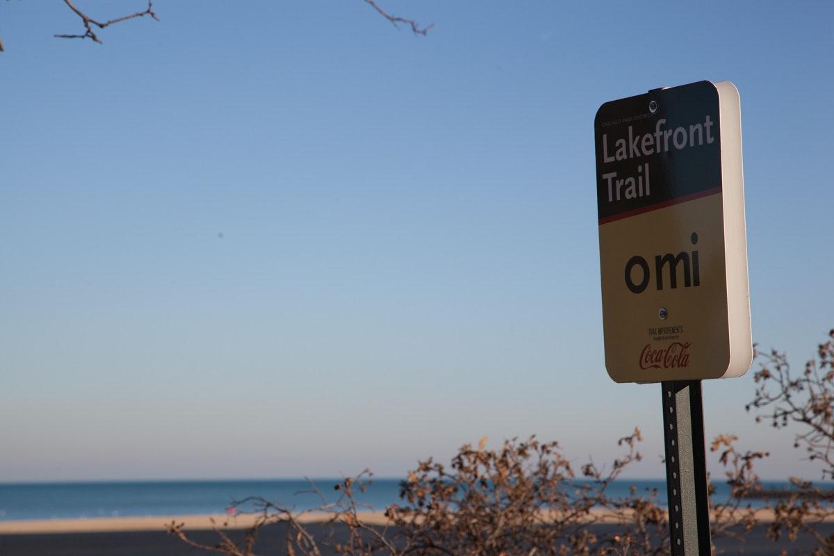 Lakefront Bike Trail