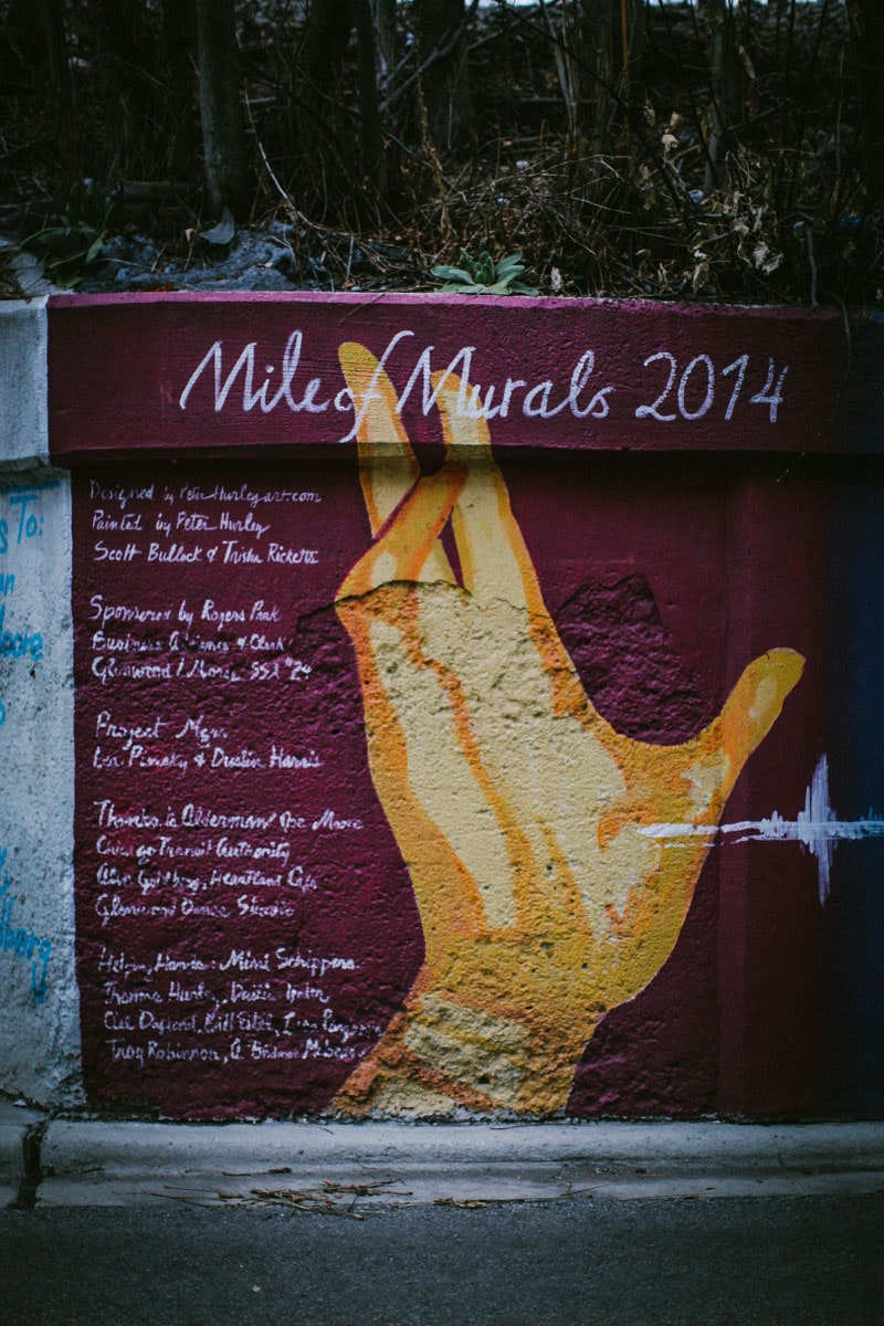 Miles of Murals Project