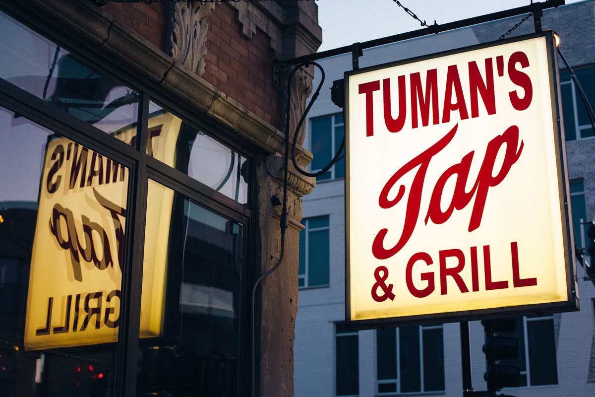 Tuman's