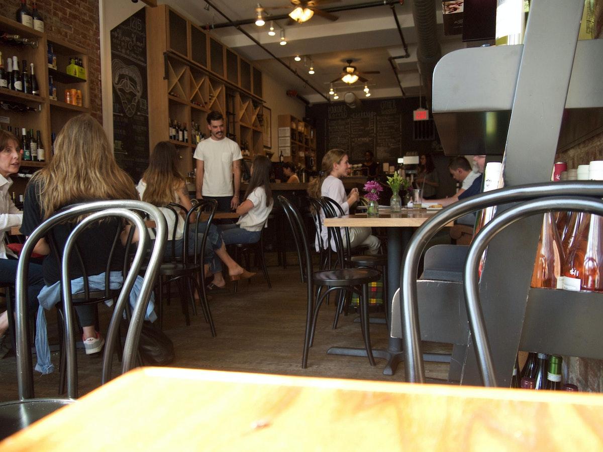 1215 Wine Bar & Coffee Lab