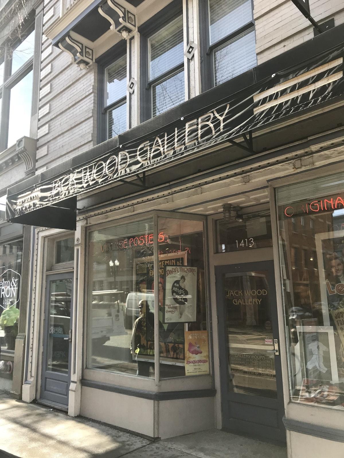 Jack Wood Gallery