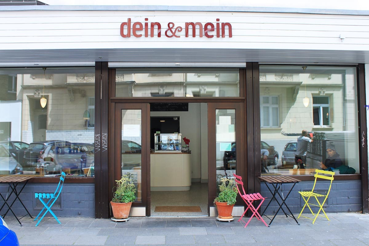 Cafe Dein & Mein