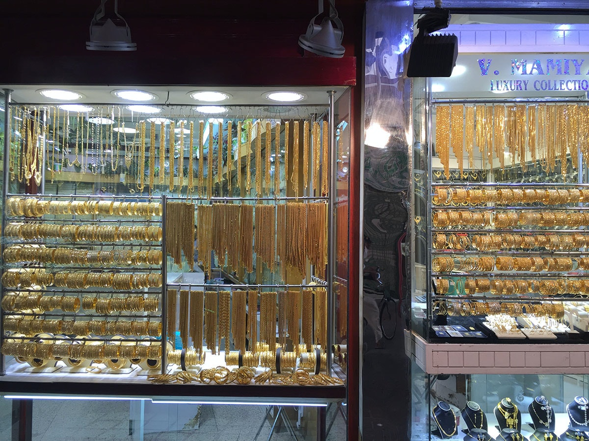On the Grid : Gold Souk