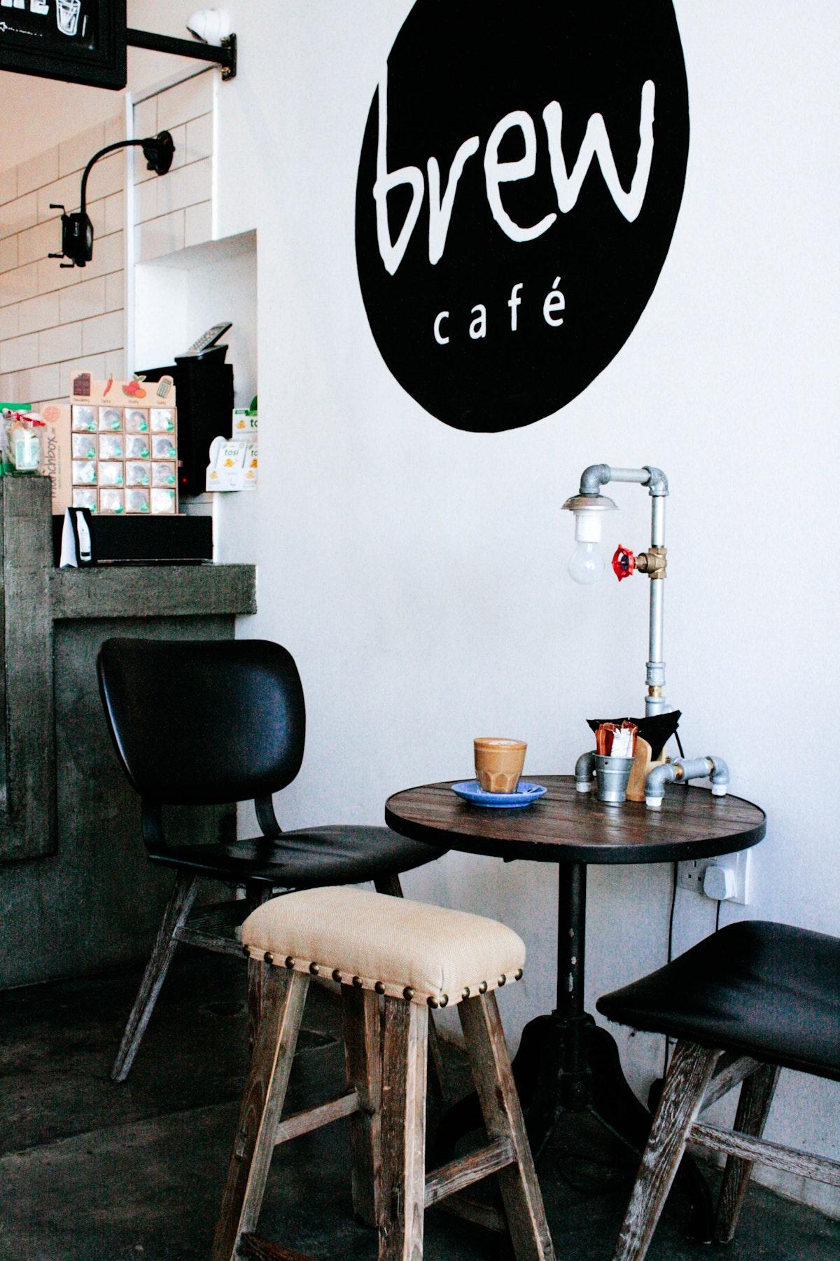 Brew Cafe