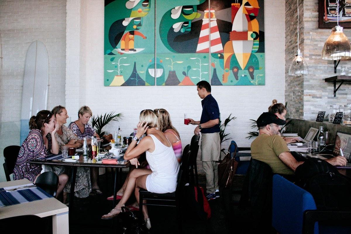 The Surf Café