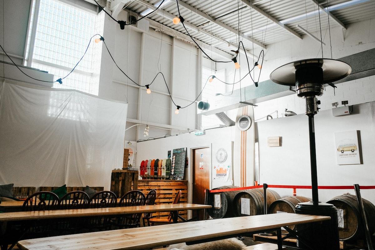 Campervan Brewery