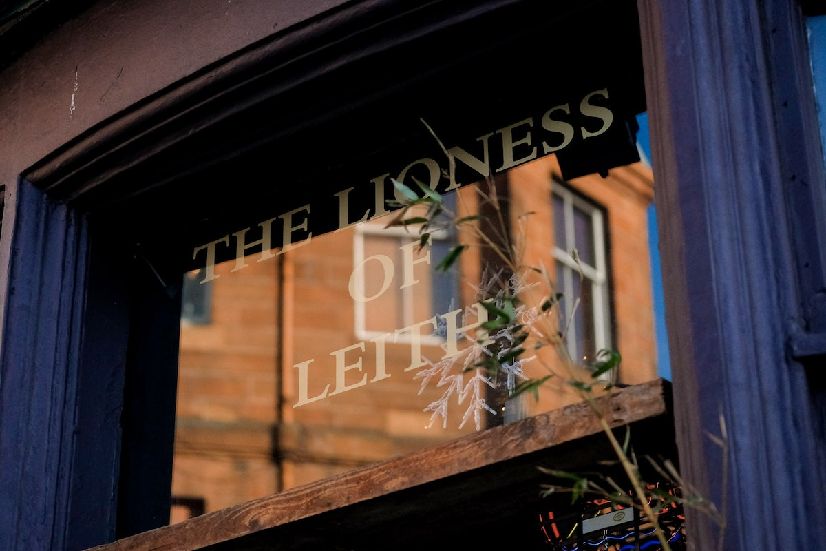 Lioness of Leith