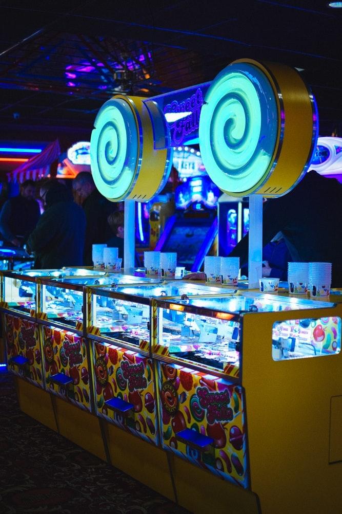Noble's Arcade