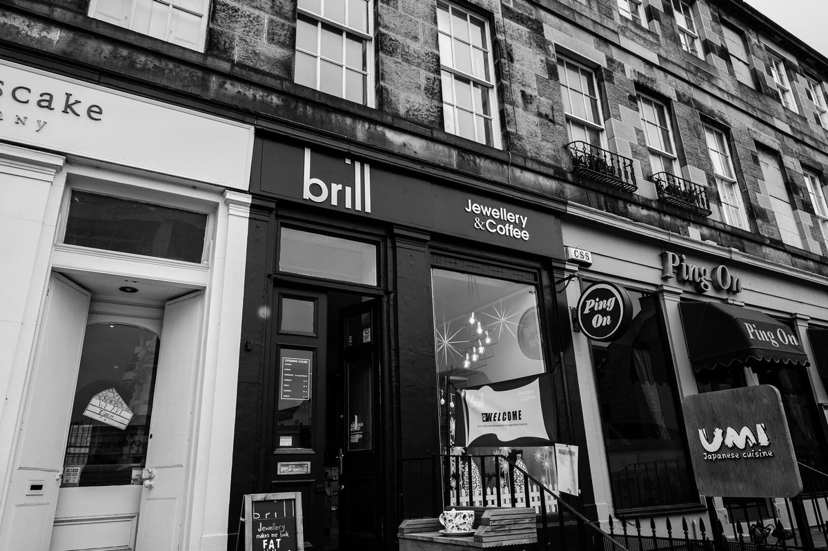 Brill - Jewellery & Coffee