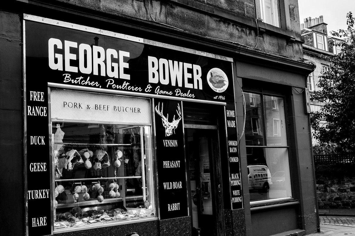 George Bower Butcher