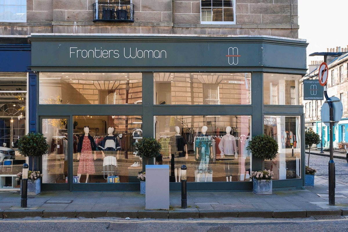 Frontiers Woman