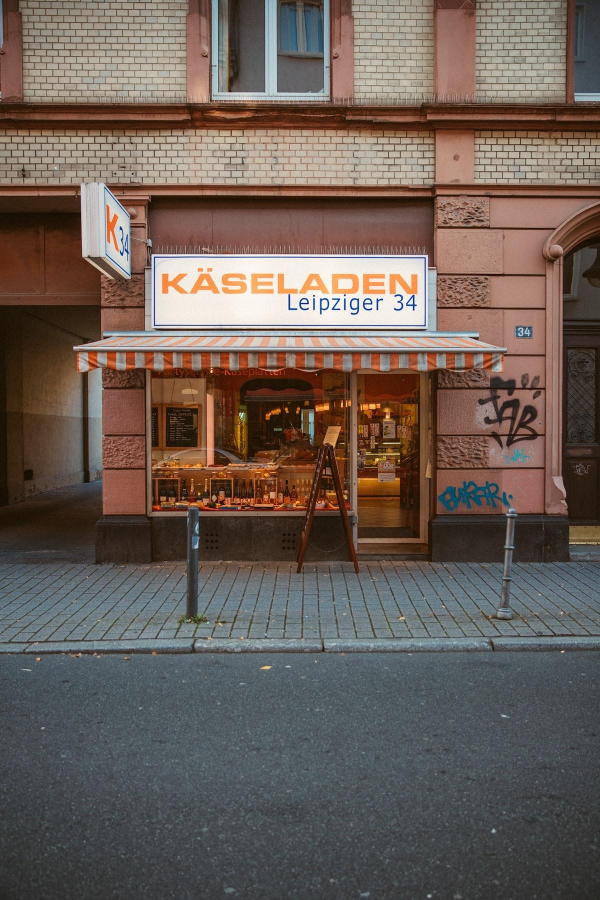 Käseladen Leipziger