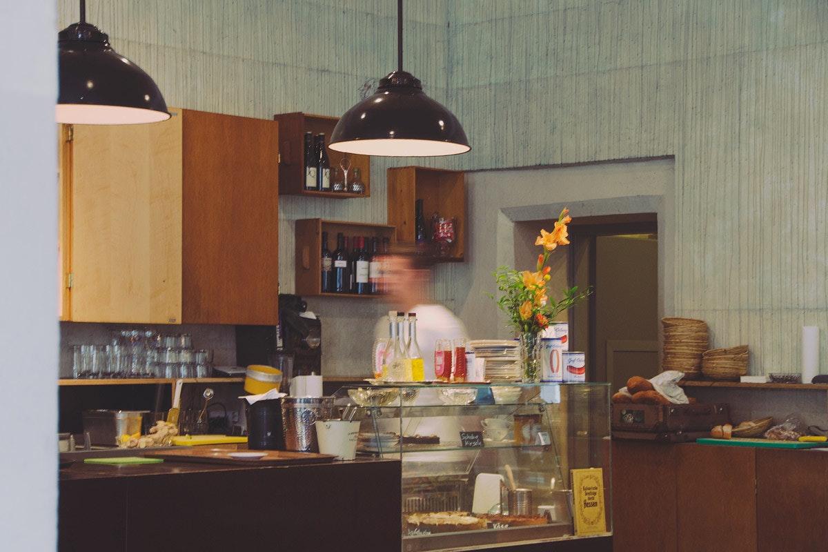 Cafébar im Kunstverein