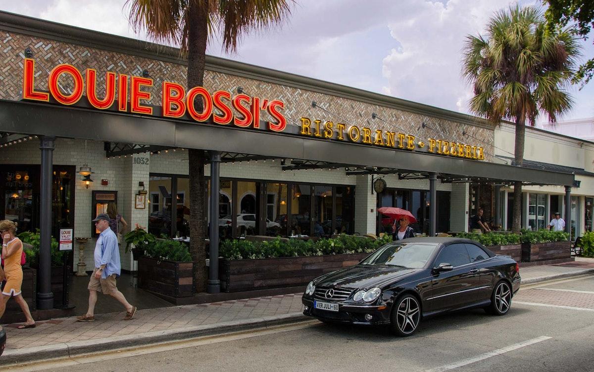 Louie Bossi's