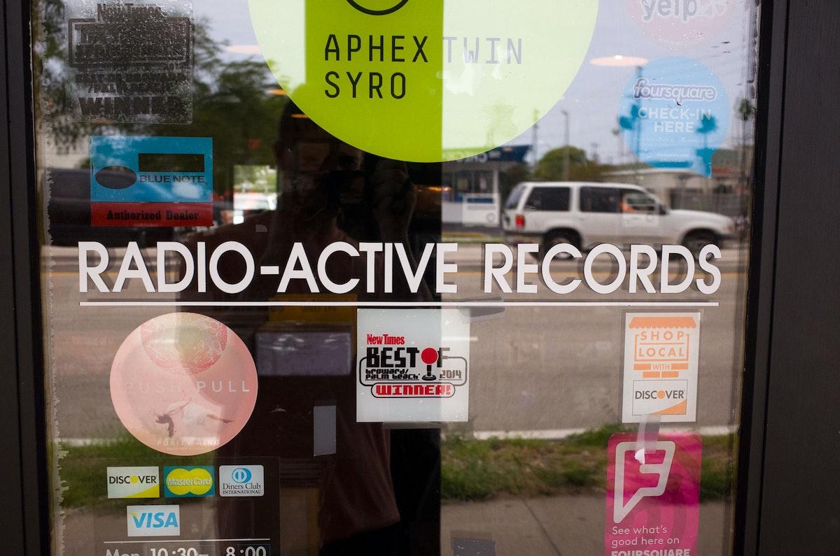 Radio-Active Records