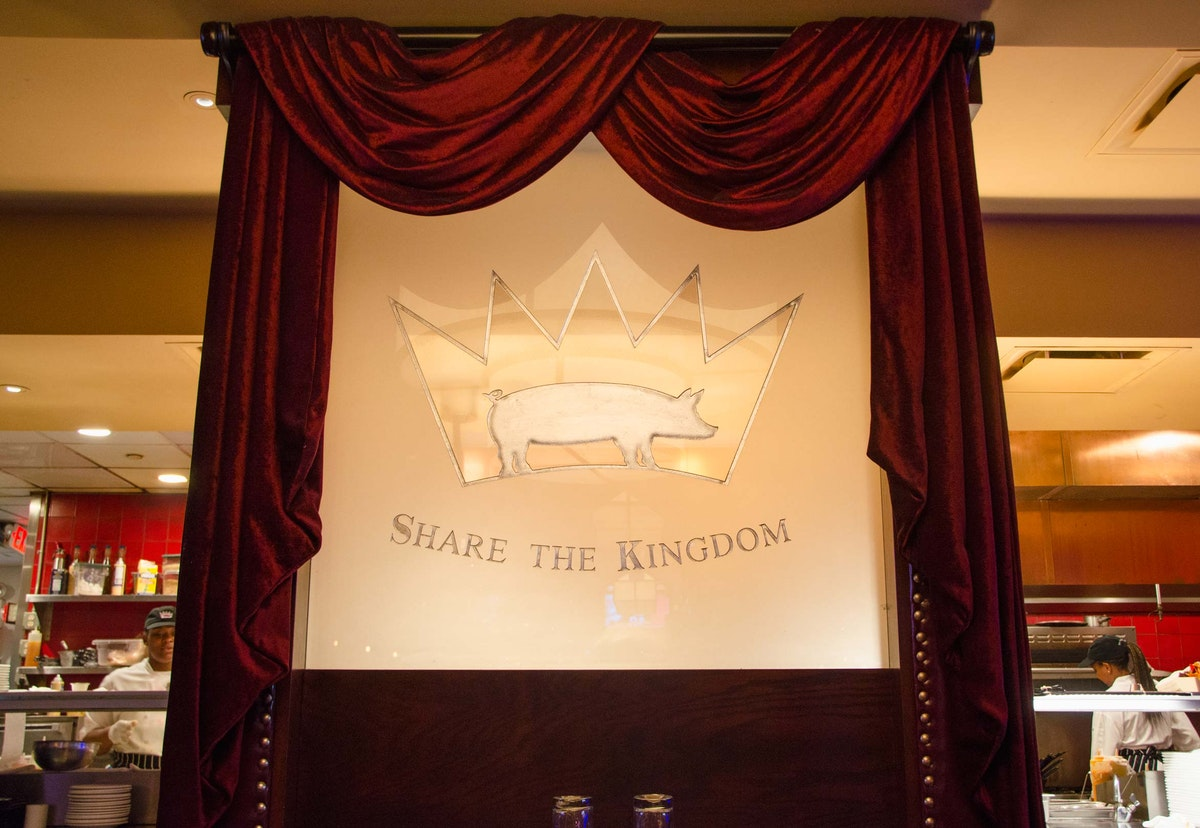 The Royal Pig