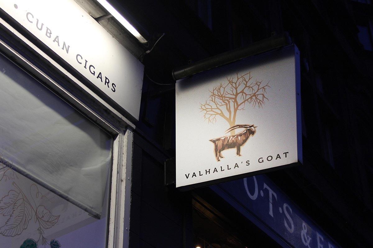 Valhalla's Goat