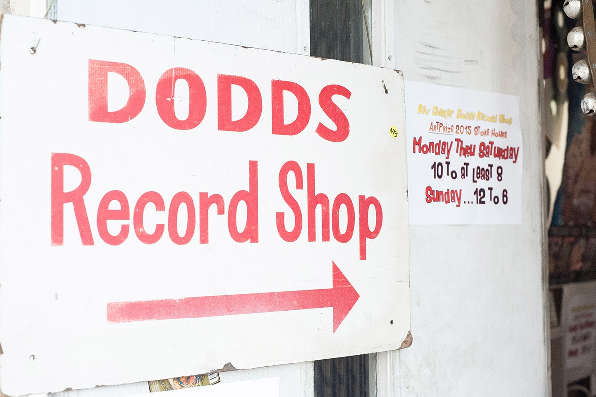 Dodds Record Shop