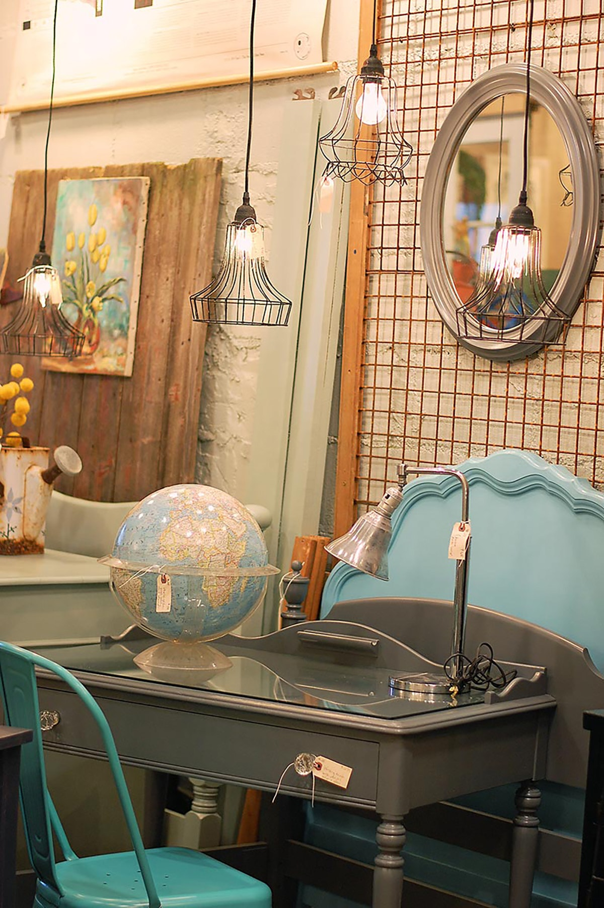 Blue Door Antiques & Elements - On The Grid : Blue Door Antiques & Elements
