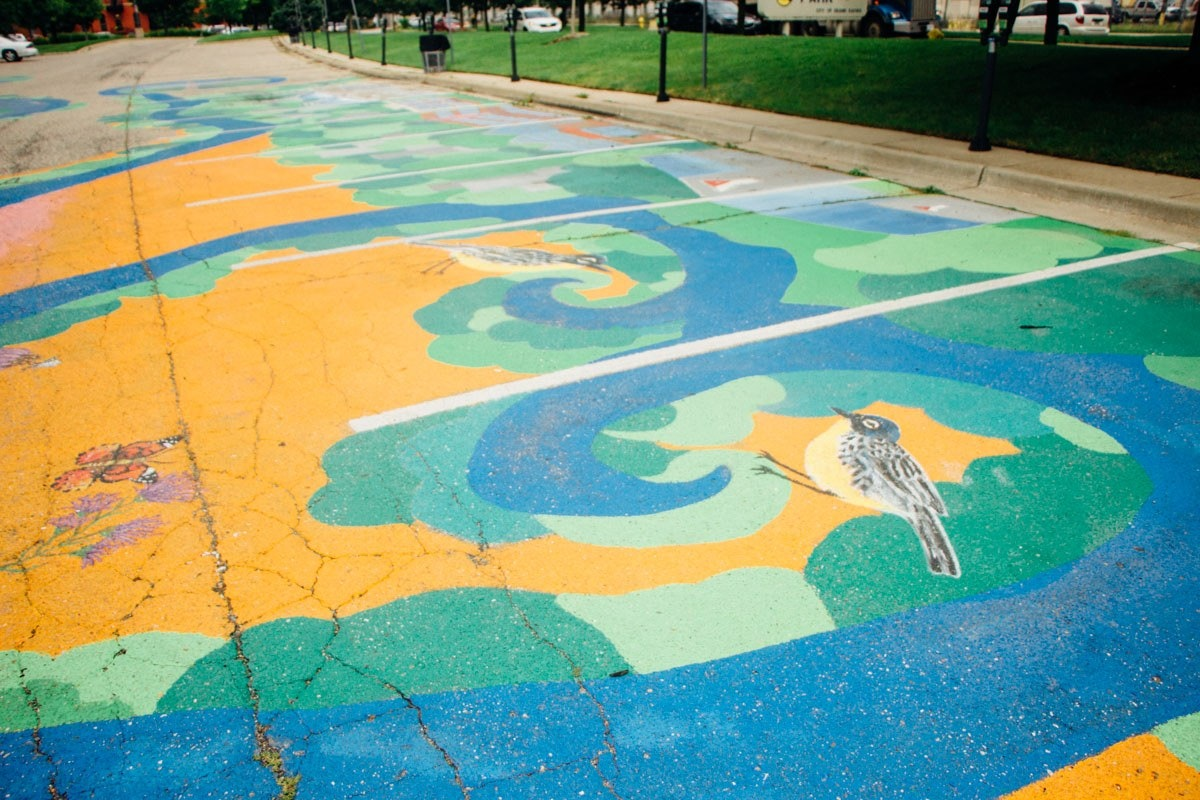 Canal & 6th Street Parks