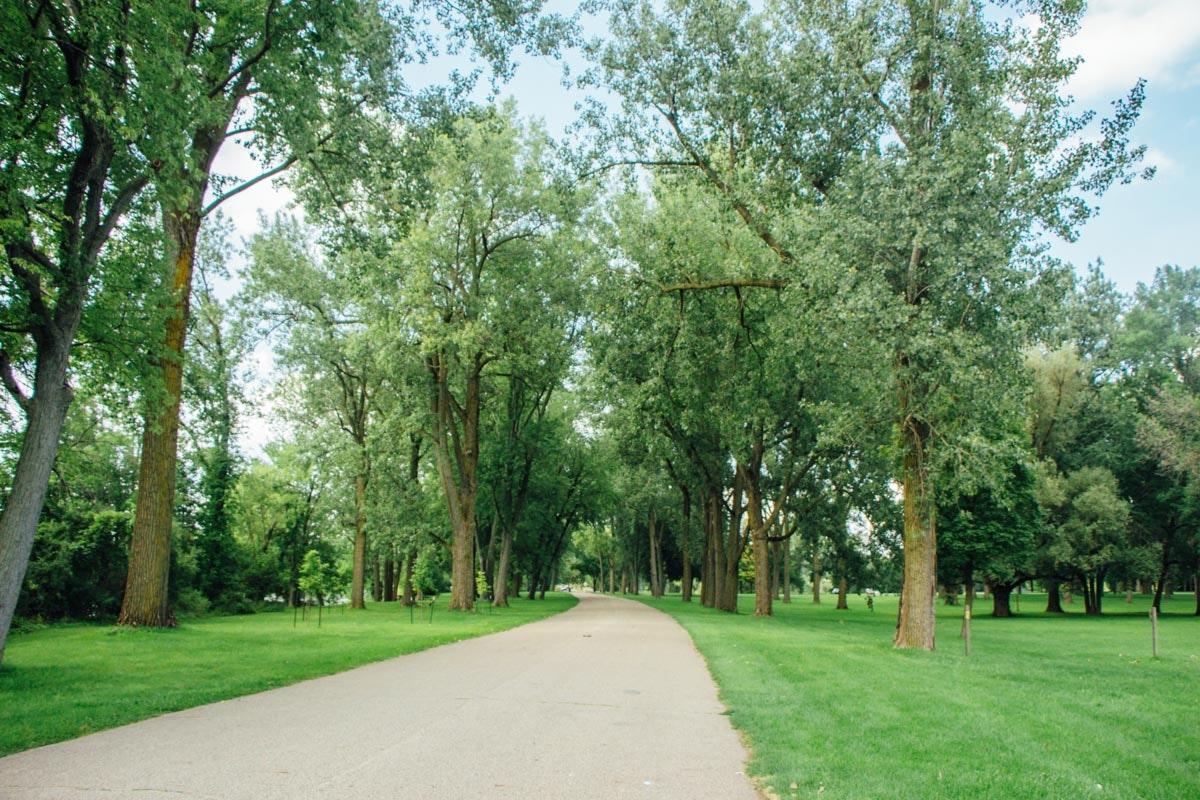 Comstock Riverside Park