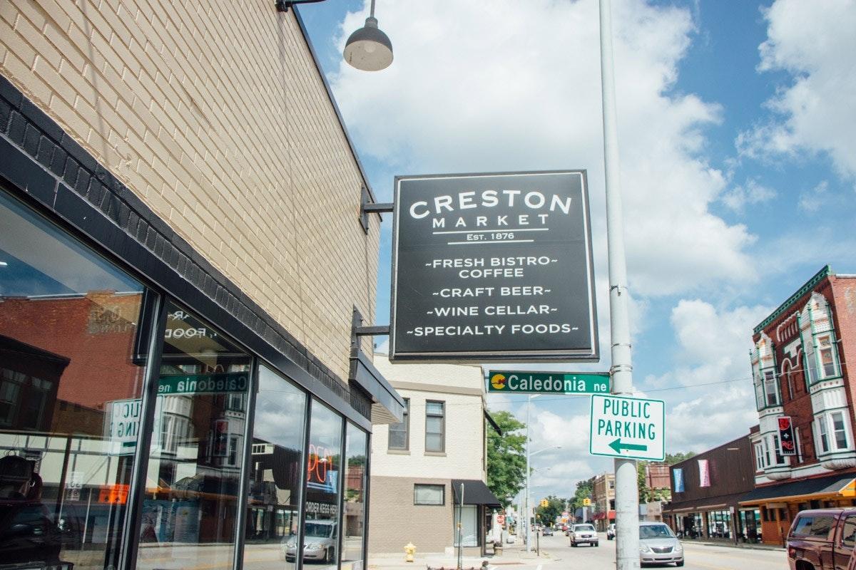 Creston Market