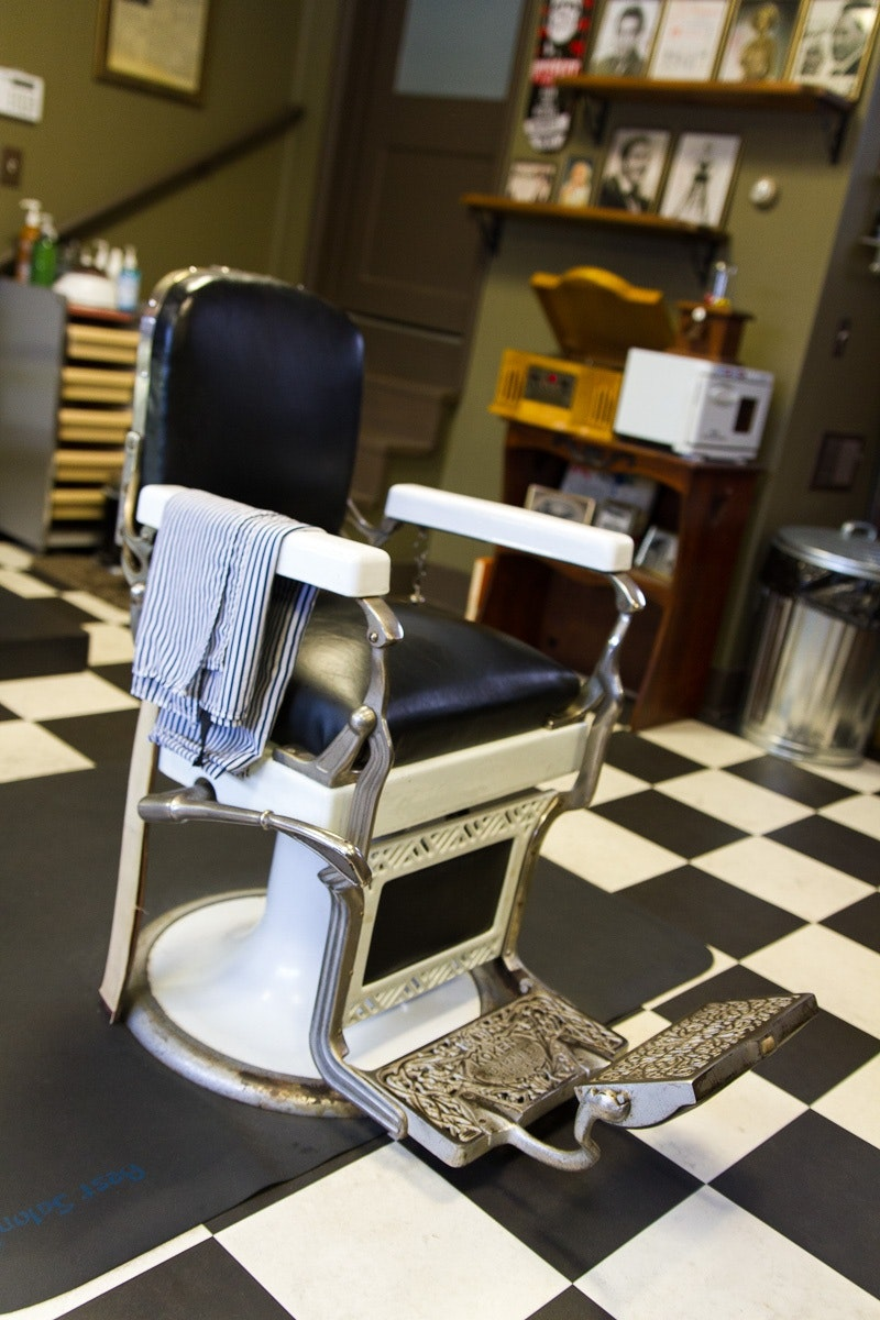 On The Grid Rogue Haircut Shave Parlour